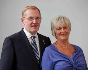 Dave and Barb Skogen
