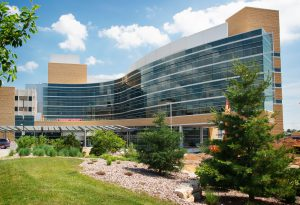 Gundersen Health System new building La Crosse Wis