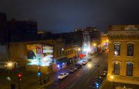 Third Street at Night (c) Timothy Jacobson