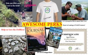 Perks offered on indiegogo by Sustainable Driftless